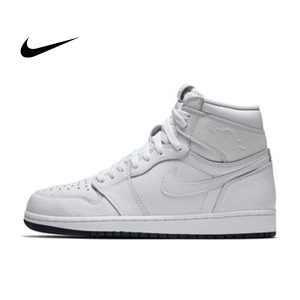 6a662906208dd7bf 300x300 - Air Jordan 1 Retro High OG白色 皮面 黑底 高筒 男鞋555088-100