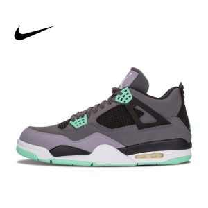 6d5ae3c1b325337b 300x300 - Air Jordan 4 Retro Green Glow 灰綠 男女鞋 籃球鞋 308497 033