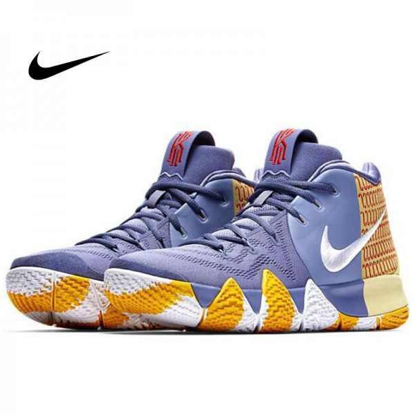 Nike Kyrie 4 London 歐文4 倫敦 限定 男款 耐磨籃球鞋 AR6189-500