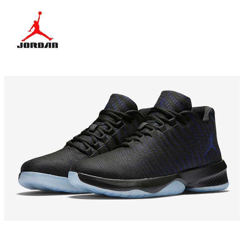 NIKE AIR JORDAN B.FLY AJ男子 氣墊緩震 實戰 籃球鞋 黑藍 881444/910209