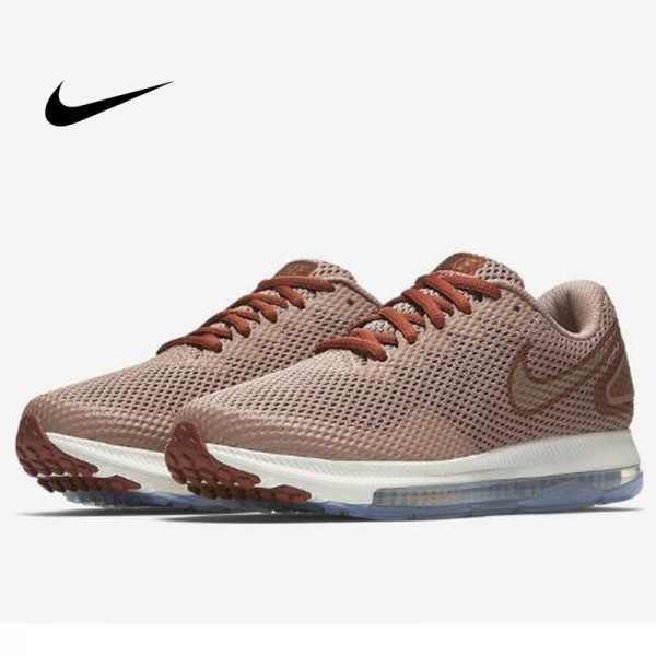 Nike Zoom All Out Low 2.0 全掌氣墊 緩震 女款 慢跑鞋 休閒 時尚 百搭 AJ0036-200