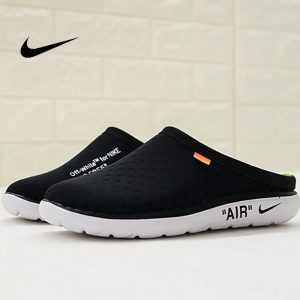8ef26f231dc8324b 300x300 - Offwhite x Nike Air rejuvens3代鳥巢拖鞋 黑色 男款 防滑 時尚 百搭 441377-001