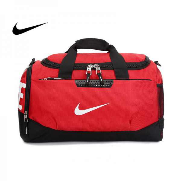 Nike 手提包 旅遊包 大容量 健身包 紅色 時尚 運動 寬52*高30*厚24