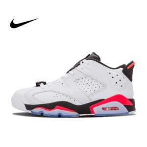 9941d8e576cc220c 300x300 - Air Jordan 6 Retro Low Infrared 23 白紅 低筒 6代 男鞋 304401 456 - 2015