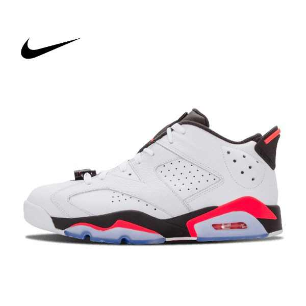 Air Jordan 6 Retro Low Infrared 23 白紅 低筒 6代 男鞋 304401 456 - 2015 - 耐吉官方網-nike 官網