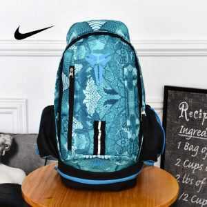 a55512f0d8efd765 300x300 - Nike Kobe 籃球包 大容量 雙肩包 旅行包 學生書包 鞋袋包 淺藍 防水 49*27*19