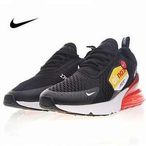 a6570b019813eb68 300x300 - Nike Air Max 270系列 後跟半掌氣墊 慢跑鞋 黑白紅 男款 休閒 百搭