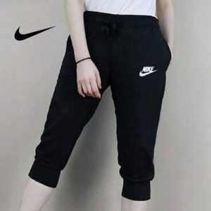 b141c4349b892513 300x300 - Nike 經典 843000 女款 七分褲 運動短褲 黑色 潮流 時尚百搭