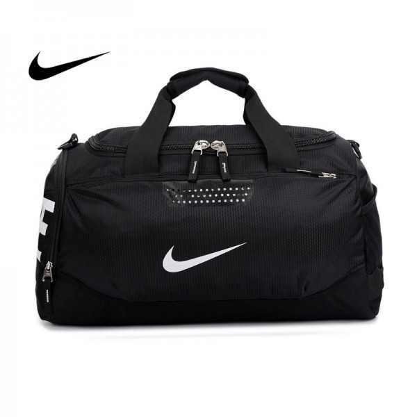 Nike 手提包 旅遊包 大容量 健身包 黑色 時尚 運動 寬52*高30*厚24