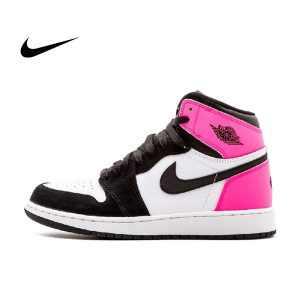 b5aa027c55825263 300x300 - Nike Air Jordan 1 Retro High OG GG 黑白粉 情人節 籃球鞋 女 881426 009