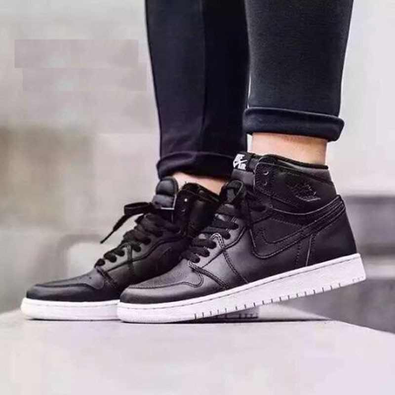 Nike Air Jordan 1 OG 黑白奧利奧 AJ1 喬1大魔王 情侶款 高筒籃球鞋 555088-006