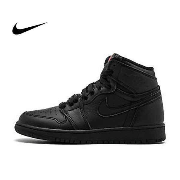 NIKE AIR JORDAN 1 RETRO HIGH OG 軟皮 男鞋 高筒 籃球鞋 555088-022 - 耐吉官方網-nike 官網