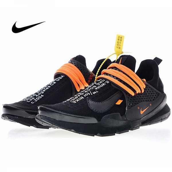 Off-White x Nike Sock Dart聯名款 黑色 情侶款 慢跑鞋 時尚 百搭