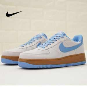 c66fa4072b8f73bb 300x300 - Nike Air Force 1 Low Canvas AF1 帆布 灰藍棕 情侶款 低筒 休閒 百搭 AJ7282-004