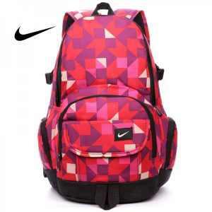 ccb6e8aa02fb0a7d 300x300 - Nike 情侶款 雙肩包 幾何圖形 後背包 橙色 寬33*高46*厚21