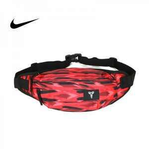 ccd13fa7c5cd804f 300x300 - Nike Kobe腰包 騎行包 零錢包 胸包 斜挎包 紅色 時尚百搭NK-1641