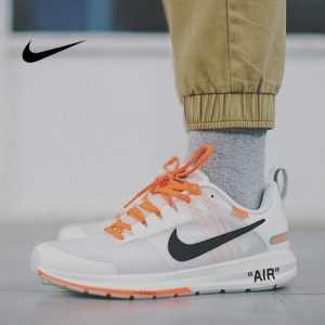ce62298bd5aa855c 300x300 - Virgil Abloh x Nike Air Zoom Structure 21 登月21代輕盈透氣慢跑鞋 OW白橘黑 男款 907324-006