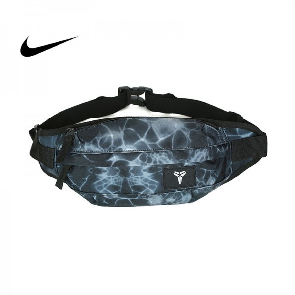 Nike 腰包 騎行包 零錢包 胸包 斜挎包 藍色閃電 時尚百搭NK-1641