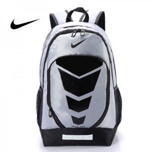 d878ee63081ea6dc 300x300 - Max Air Nike 雙肩包 學生書包 帆布電腦後背包 旅行包 灰色 NK-0431
