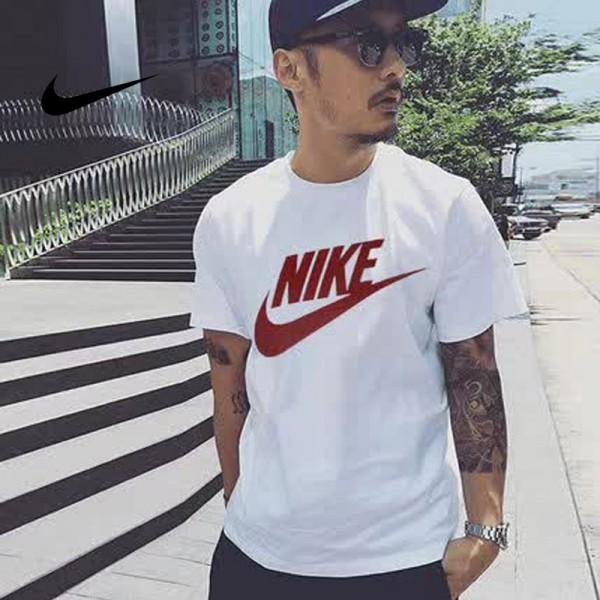 Nike 戶外 運動 圓領 純棉 男T恤 籃球衫 透氣 吸汗 短袖 余文樂同款 696708