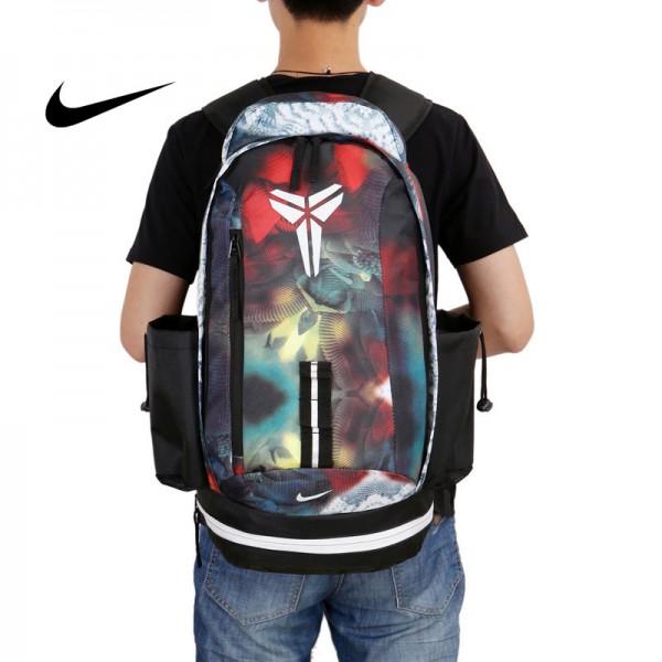 Nike kobe 夜光版 雙肩包 籃球包 學生書包 帆布 彩色 寬30*高47*厚22