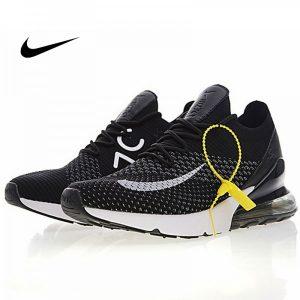 da03ef72cda809f5 300x300 - Nike Air 270 Flyknit 飛織 氣墊 慢跑鞋 黑白奧利奧 情侶款 休閒 百搭 AH8050-015