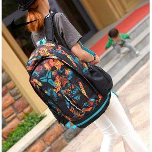 e4937d1eb32835aa 300x300 - Nike Kobe 籃球包 大容量 雙肩包 旅行包 學生書包 鞋袋包 彩色 49*27*19