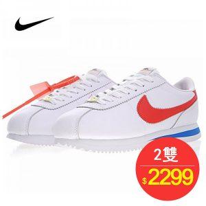 ec5dd904b8b6d54b 1 300x300 - Off white x Nike Classic Cortez Leather聯名款 白藍紅 情侶款 運動 時尚百搭 815653-015