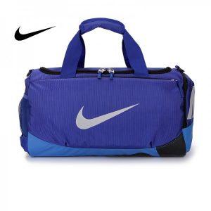 ed316c5fd982762d 300x300 - Nike 手提包 旅行包 斜挎包 大容量 健身包 藍色 圓筒包 寬52*高29*厚25