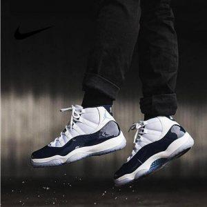 eef5c8f8a175925f 300x300 - air Jordan 11 Retro Win Like AJ11喬11 午夜藍 情侶款 高筒籃球鞋 經典 82- 378037456