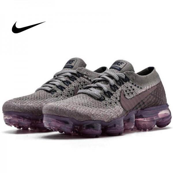 W Nikelab Air Vapormax Flyknit 灰紫 飛線 蒸汽 氣墊慢跑鞋 女款 休閒 百搭 899472 400