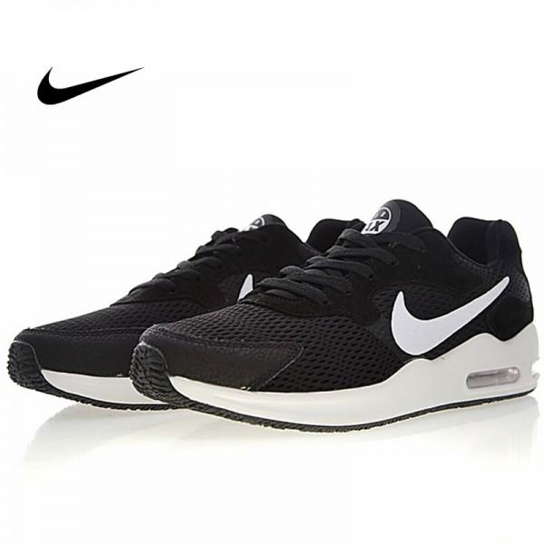 Nike Air Max Guile 詭計系列 三眼 氣墊 復古慢跑鞋 黑白 男款 916768-004