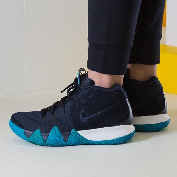 Nike Kyrie 4 歐文4代 黑曜石 男款 實戰籃球鞋 耐磨 防滑-超級人氣❤️
