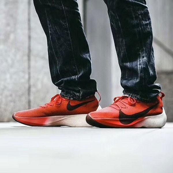 Nike Vapor Street Flknyt 馬拉松 超跑鞋 飛線 紅色 潮流 新款-熱銷推薦❤️
