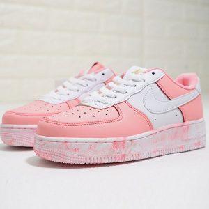 3e94d6b9efc00089 300x300 - Nike Air Force 1 Low 經典 百搭 休閒板鞋 厚底增高 粉白色-熱銷NO1❤️