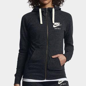5123701649f648a0 300x300 - Nike Sportswear 女子 拉鏈開襟連帽衫 運動外套 深灰色-現貨限量❤️