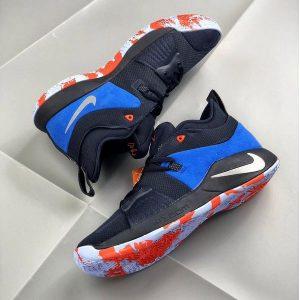 6b922960542cb1da 300x300 - Nike 喬治保羅二代 Sony PlayStation 男子籃球鞋 藍色 耐磨 防滑-現貨預購❤️