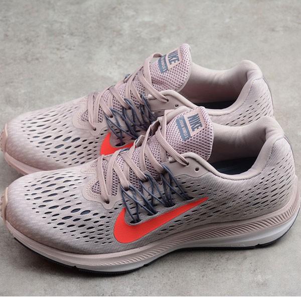 Nike Zoom Winflo 5代 女子 運動 跑步鞋 淺紫色 休閒 百搭-貨到付款❤️
