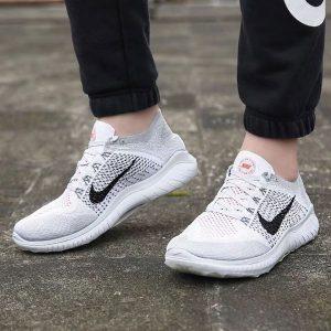 81cc5712b76154a2 300x300 - Nike Free Flyknit 5.0 赤足 淺灰色 男款 飛線 透氣 慢跑鞋-新品駕到❤️