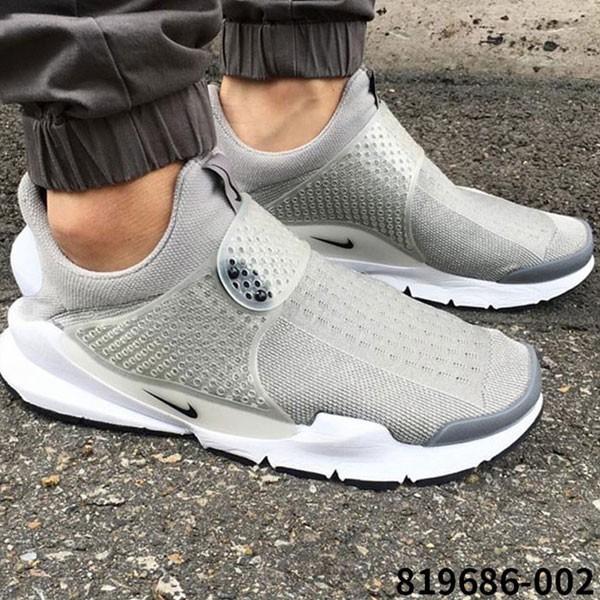 Nike Sock Dart 運動 休閑 輕便 跑步鞋 情侶款 灰色 潮流 時尚-新品駕到❤️