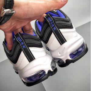 9c75f7320f92e20e 300x300 - Nike Air Max 97系列 男款 復古 全掌氣墊 慢跑鞋 黑白色 潮搭-秒殺款❤️