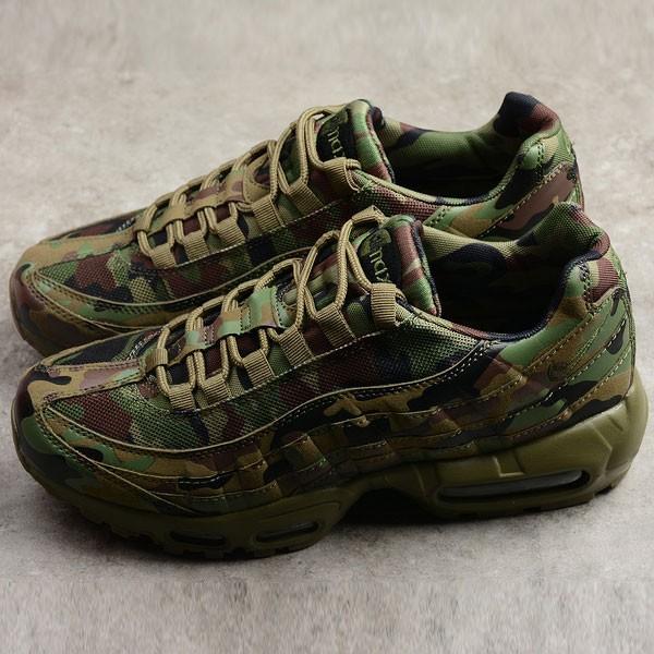 Nike Air Max 95 TT 日本限定 迷彩色 氣墊慢跑鞋 運動 潮流-現貨預購❤️
