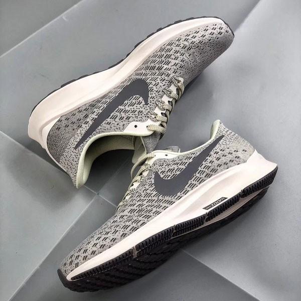 Nike Air Zoom Structure 35 登月35代 男款 深灰色 透氣慢跑鞋-最高品質❤️