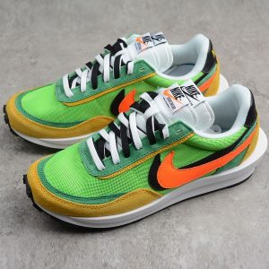 d7936229f2745539 300x300 - Nike 慢跑鞋 綠黃色 男鞋 網面 透氣 休閒 運動 百搭-新品駕到❤️