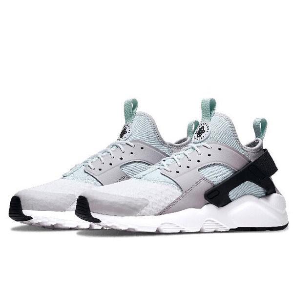 Nike air huarache run ultra white textile 華萊士四代 白灰薄荷綠-最夯商品❤️