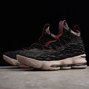 eaa3e677d124bcde 300x300 - Nike LeBron 15 氣墊籃球鞋 黑色 男款 休閒 運動 防滑 耐磨-新品駕到❤️