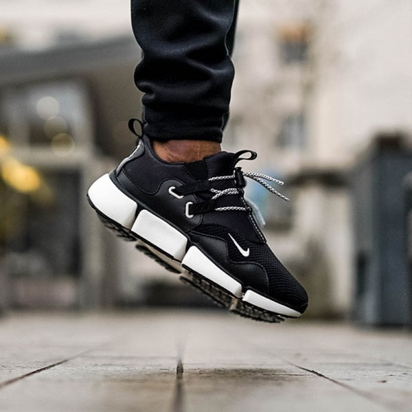 NikeLAB Pocket Knife DM 分段式 深藍色 百搭 慢跑鞋 男鞋-超熱賣❤️