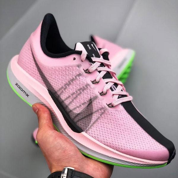 Nike Air Zoom Pegasus 35 Turbo 2.0 女款 粉色 透氣慢跑鞋 耐磨-熱銷推薦❤️