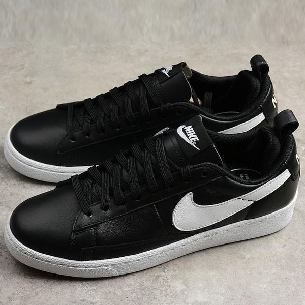 Nike Blazer Low Le 開拓者 黑白色 男女鞋 休閒板鞋 時尚-熱銷推薦❤️