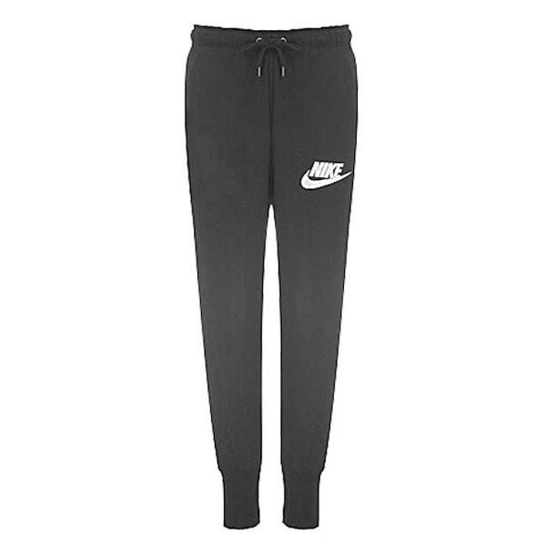 NIKE 冬季 新款 女子 運動 休閑 收口 束腳長褲 深灰色-最高品質❤️